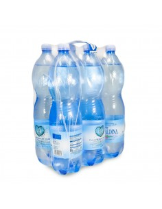 Acqua Smeraldina Gas PET lt 1,50 x 6