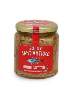 Tonno Sott`Olio d`Oliva di Sant`Antioco 300g Solky