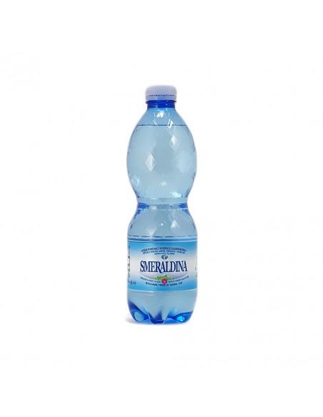 Acqua Smeraldina Gas PET lt 0,50 x 9