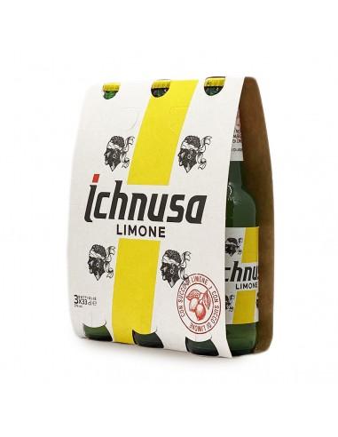 Birra Ichnusa Limone Radler 2% 33cl X 3 PZ