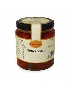 Peperoncini Ripieni con Tonno, Capperi e Acciughe 270g