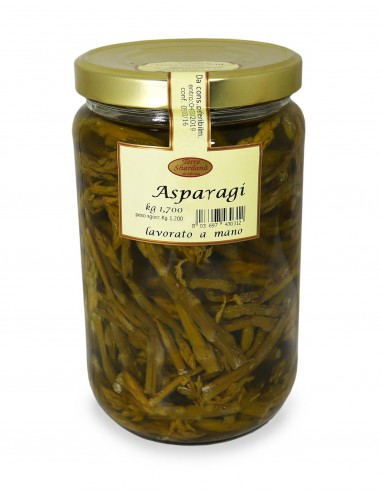 Asparagi 1,7kg Azienda Terre Shardana`