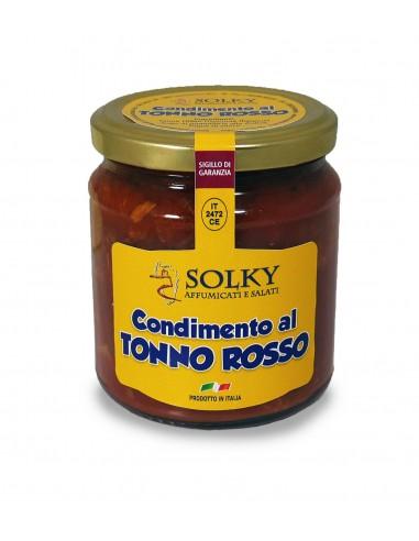 Condimento al Tonno Rosso 300g Solky