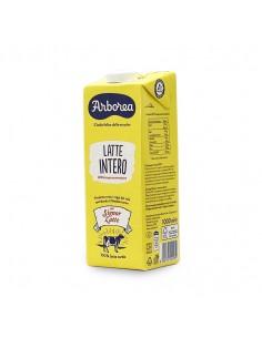 Latte Arborea UHT Intero 1L (Tappo a Vite)