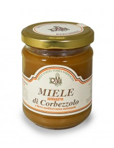 Miele Amaro di Corbezzolo 250g Rau