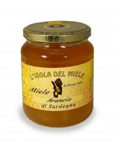 Miele di Arancio 500g L`Isola del Miele