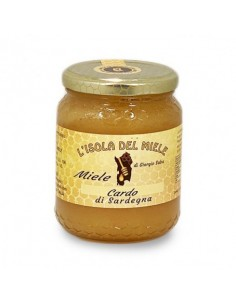 Miele di Cardo 500g L`Isola del Miele
