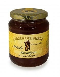 Miele di Eucalipto 500g L`Isola del Miele