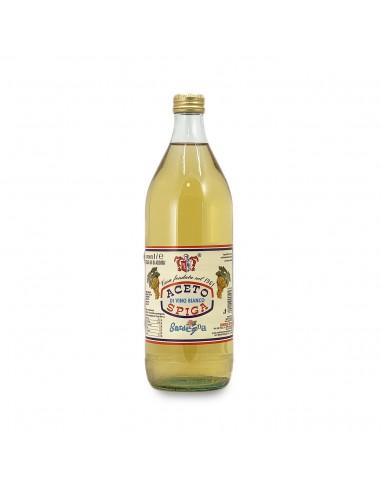 Aceto di Vino Bianco 1L Acetificio Remigio Spiga