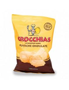 Crocchias Patatine Rustiche 90g