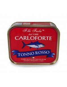 Tonno Rosso di Carloforte 350g Solky