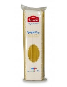 Spaghetti N.5 Trafilati al Bronzo 500g Pastificio Brundu