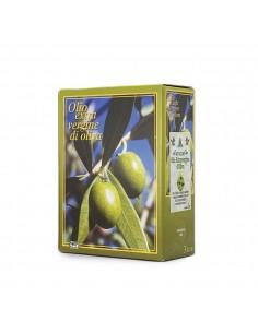 Olio Extra Vergine di Oliva Bag in Box 3L Agricura di Andrea