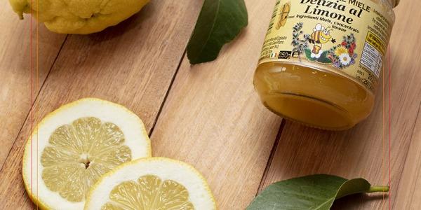 Per rendere più dolce l'inverno, basta un cucchiaino di miele! - Miele al limone di Apicoltura Loddo