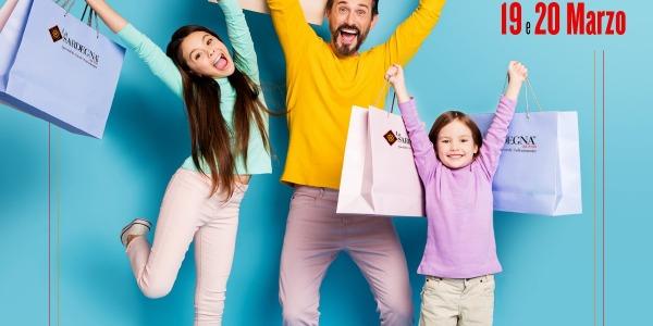 Il modo migliore di festeggiare la Festa del Papà? Un MEGA sconto nel nostro punto vendita!