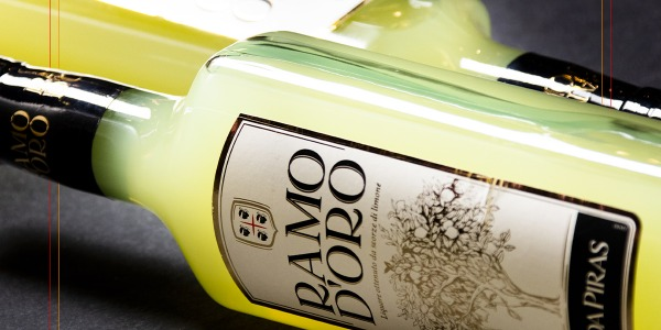 Il Limoncello Ramo d'Oro della Distilleria Zedda Piras!