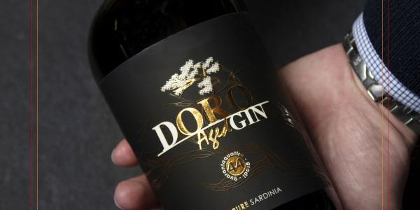 Gin Doro Aged Pure Sardinia: il gin sardo invecchiato in botte