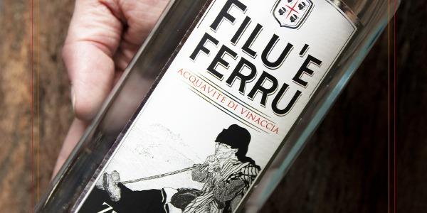 Filu 'e Ferru della Distilleria Zedda Piras