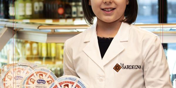 Uno dei formaggi più apprezzati in tutta Italia? Il formaggio simbolo della Sardegna, il Dolcesardo Arborea!