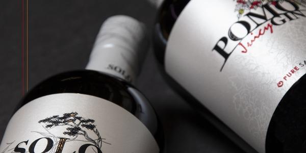 Oggi gustiamo Solo Wild Gin e Pomo Juicy Gin di Distilleria Pure Sardinia.