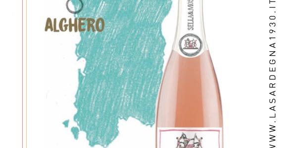 Le bollicine di Sardegna si vestono di rosa!